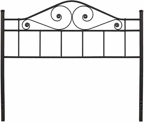 Hillsdale Harrison without Bed Frame King Size Metal Headboard