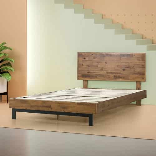 10 Best Wood Bed Frame Review Beddingsense Com